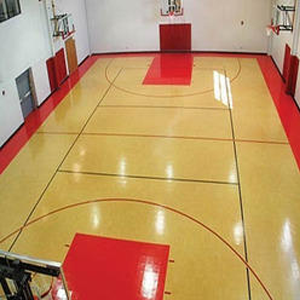 Basket Ball Flooring Indoor'