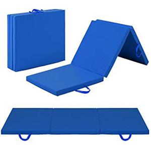 Four Fold Gymnastics Mats'
