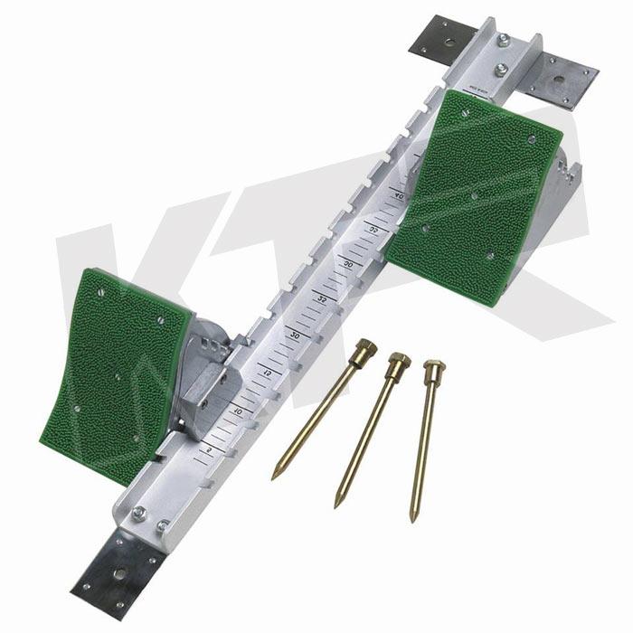 KTR Metco Starting Block/ Batons