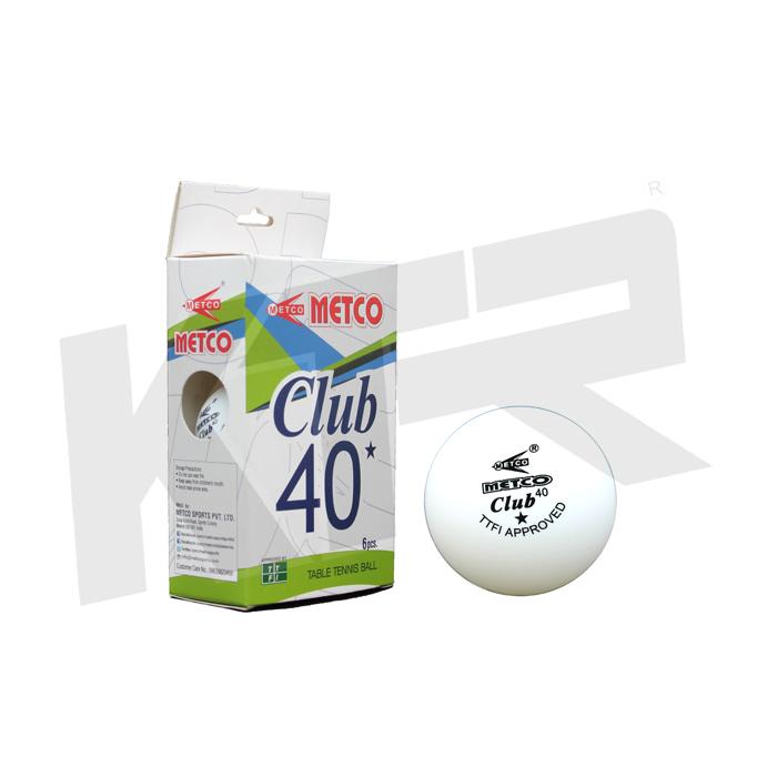 9073 | Metco Club 40