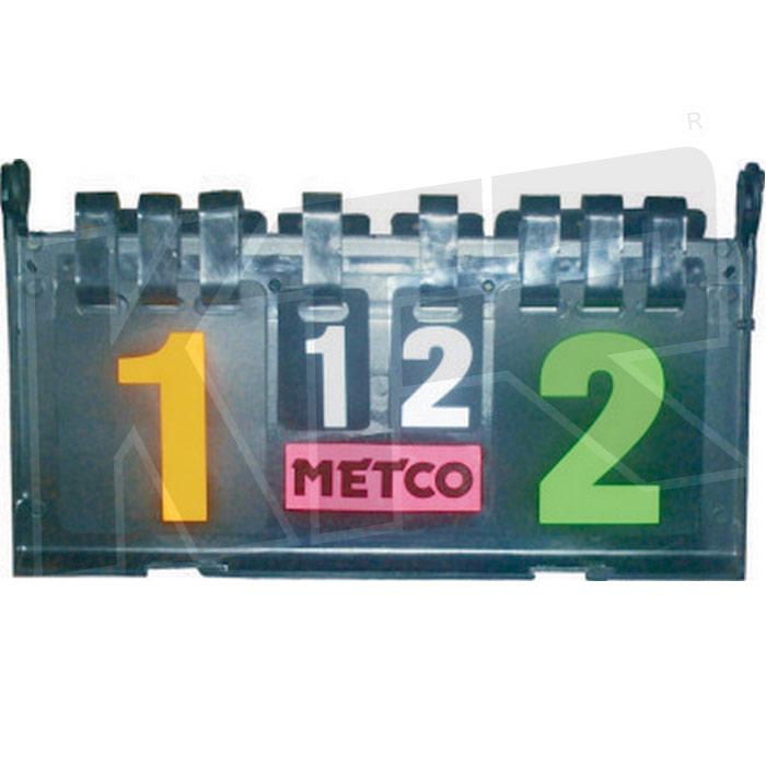 9043 | Metco Table Tennis Score Board