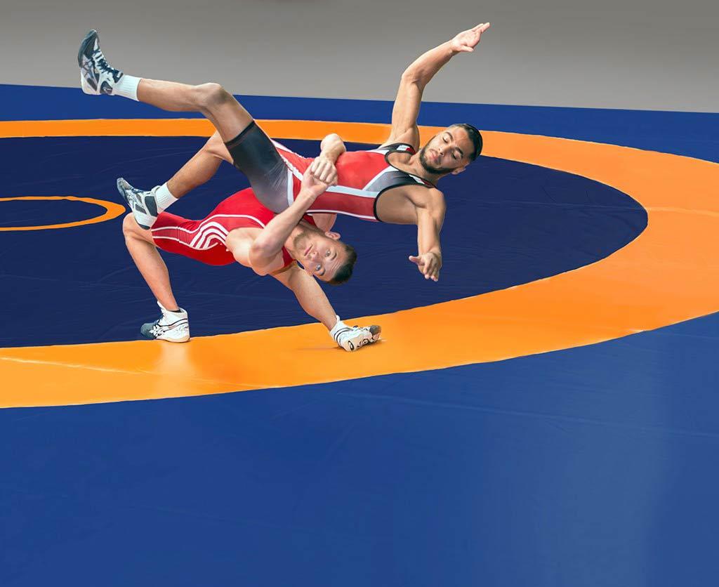 KTR Wrestling  Mats