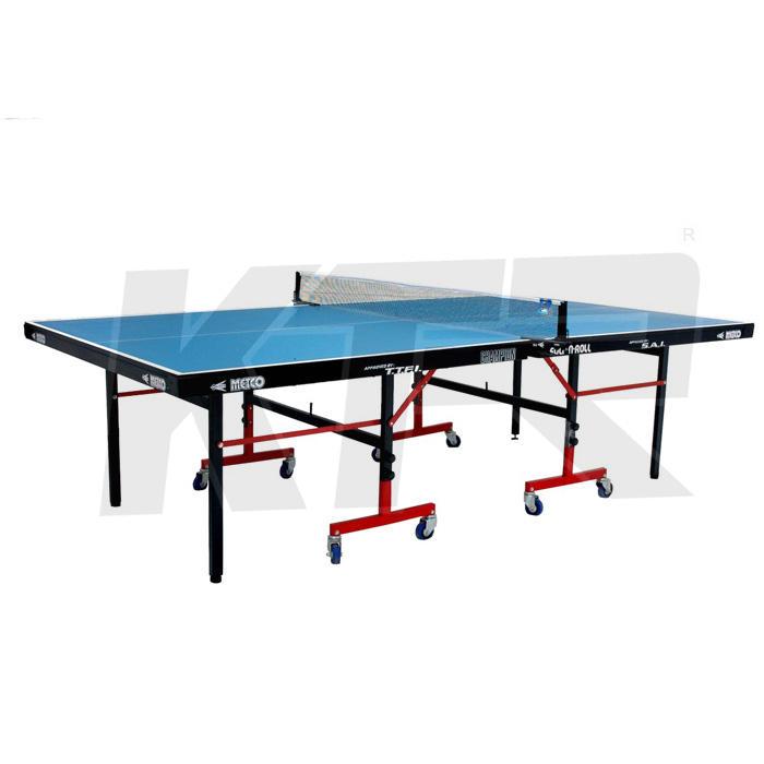 Table Tennis Table Champion