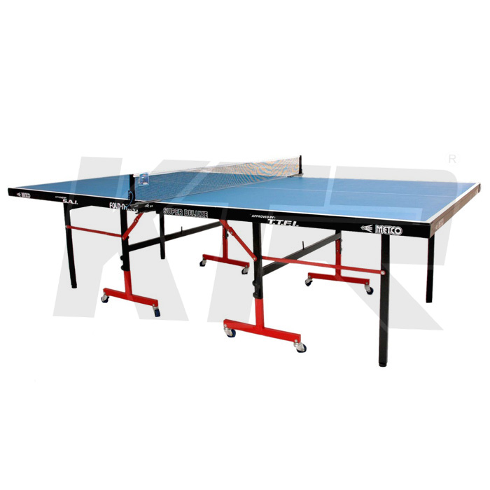 Table Tennis Table Super Deluxe