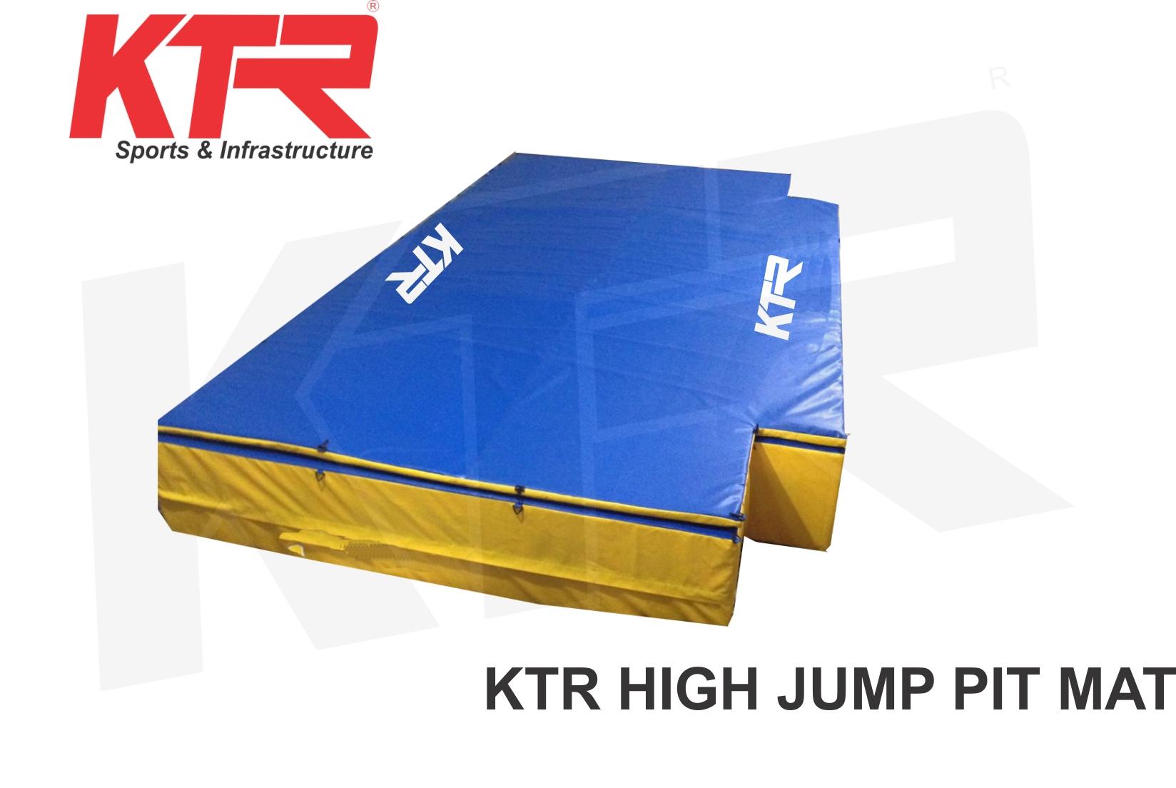 KTR High Jump Landing Pit Mat Competition (H134)