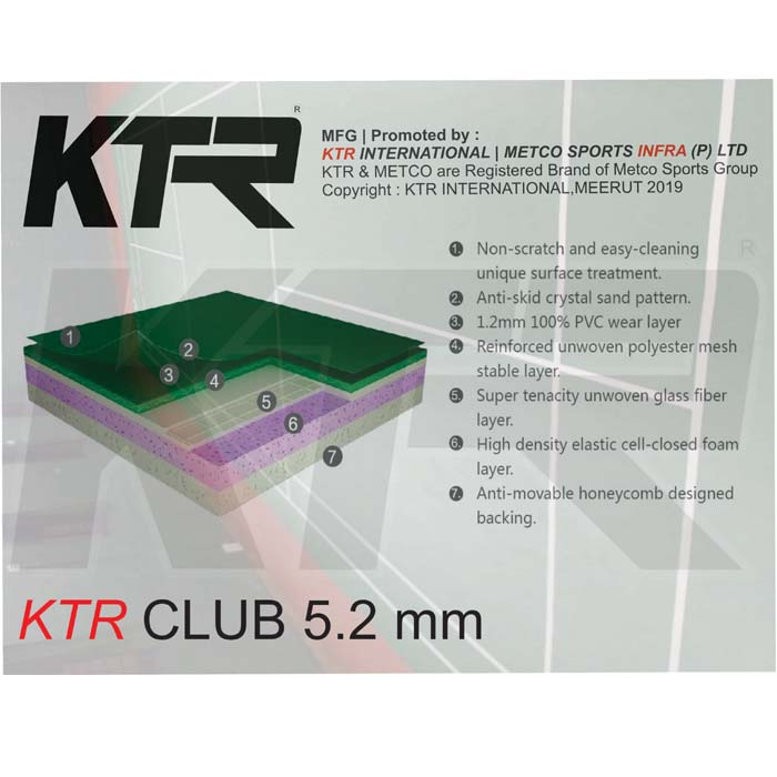 Max 5200 | KTR Badminton Club