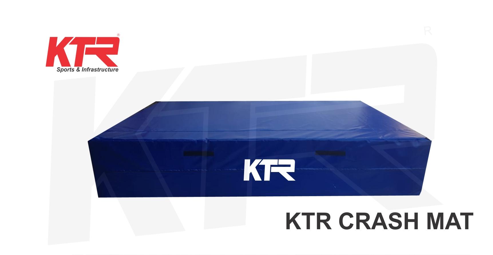 KTR Gymnastics Crash Mat Regular (G126)