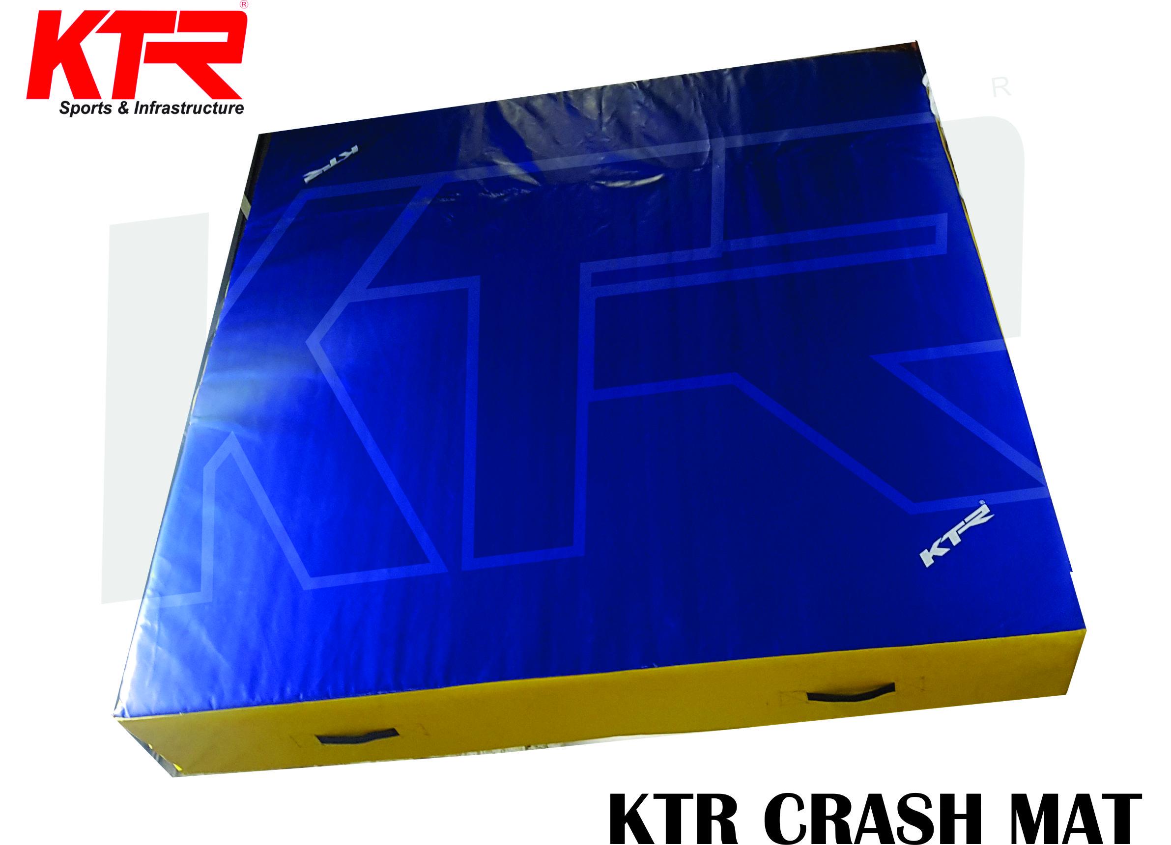KTR Gymnasticsa Crash Mat GM2000 (G128)